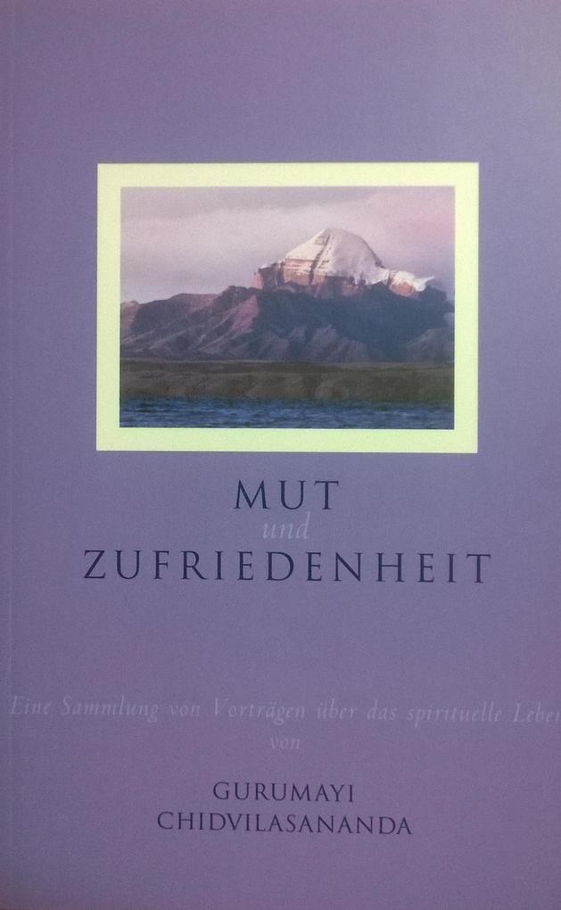 Mut und Zufriedenheit als Buch