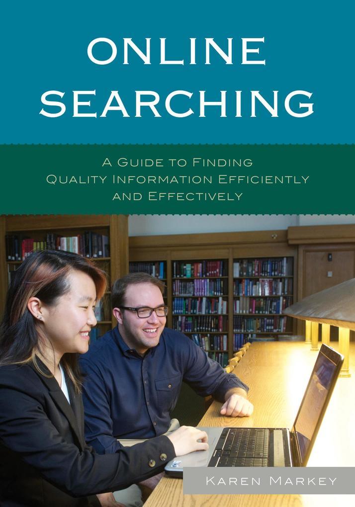 Online Searching als eBook Download von Karen M...