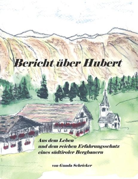 Bericht über Hubert als Buch