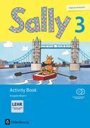 Sally 3. Activity Book mit interaktiven Übungen. Ausgabe Bayern