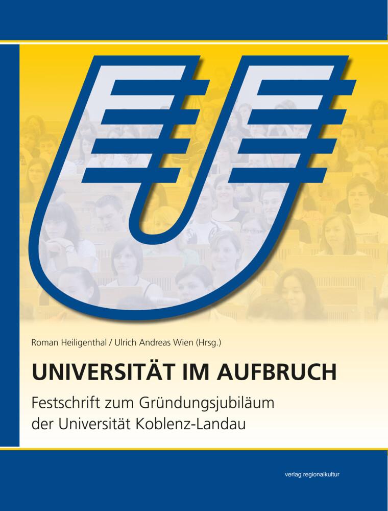Universität im Aufbruch als Buch von