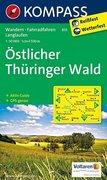 Östlicher Thüringer Wald 1 : 50 000