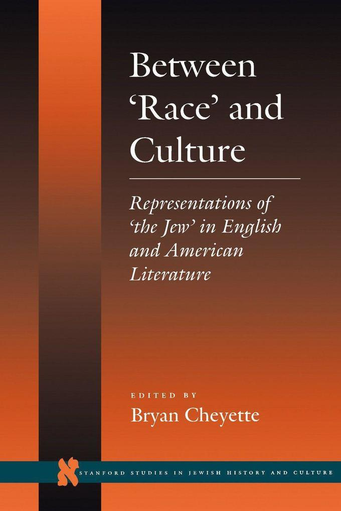 Between Aracea and Culture: Representations of Athe Jewa in English and American Literature als Taschenbuch