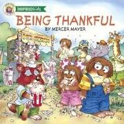 Little Critter Series Being Thankful