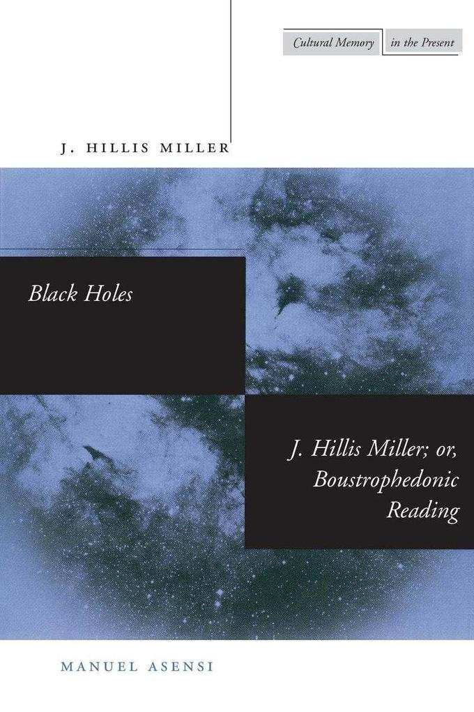 Black Holes: Boustrophedonic Reading als Taschenbuch