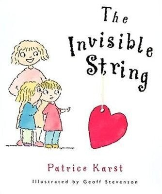 The Invisible String als Buch (gebunden)