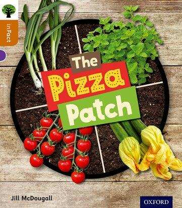 Oxford Reading Tree inFact: Level 8: The Pizza Patch als Taschenbuch