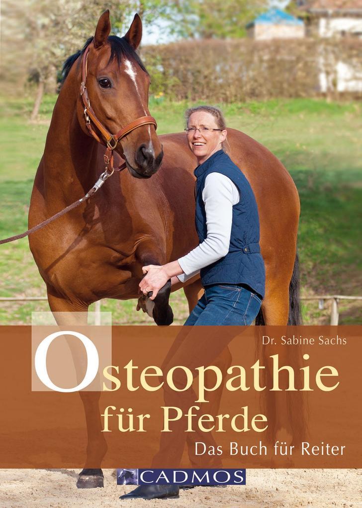 Osteopathie für Pferde als eBook Download von D...