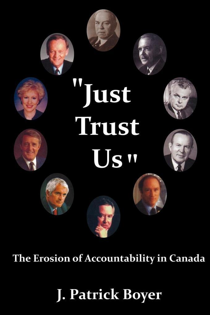 """""""Just Trust Us"""" als Taschenbuch"""