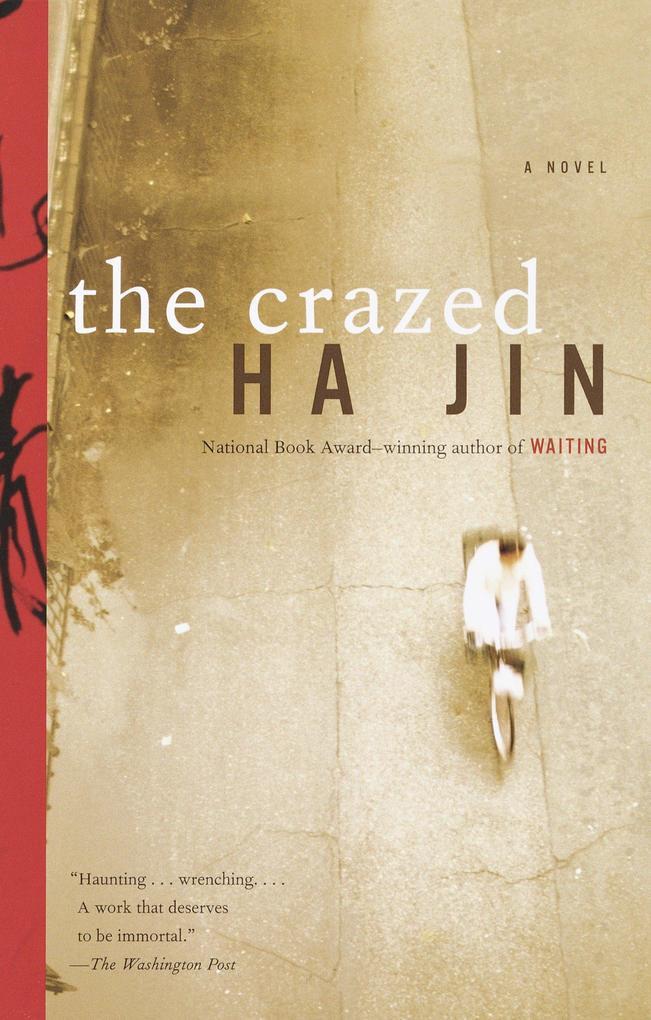 The Crazed als Taschenbuch