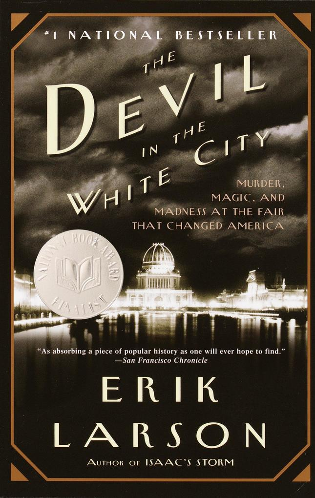 The Devil in the White City als Taschenbuch