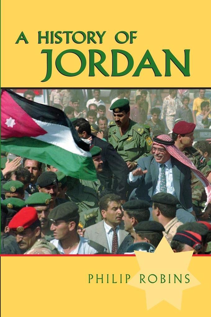 A History of Jordan als Buch