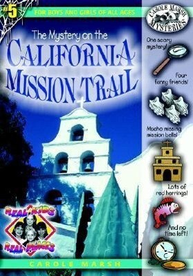 The Mystery on the California Mission Trail als Taschenbuch