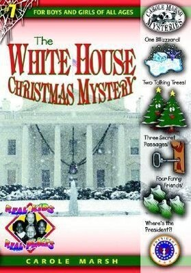 The White House Christmas Mystery als Taschenbuch