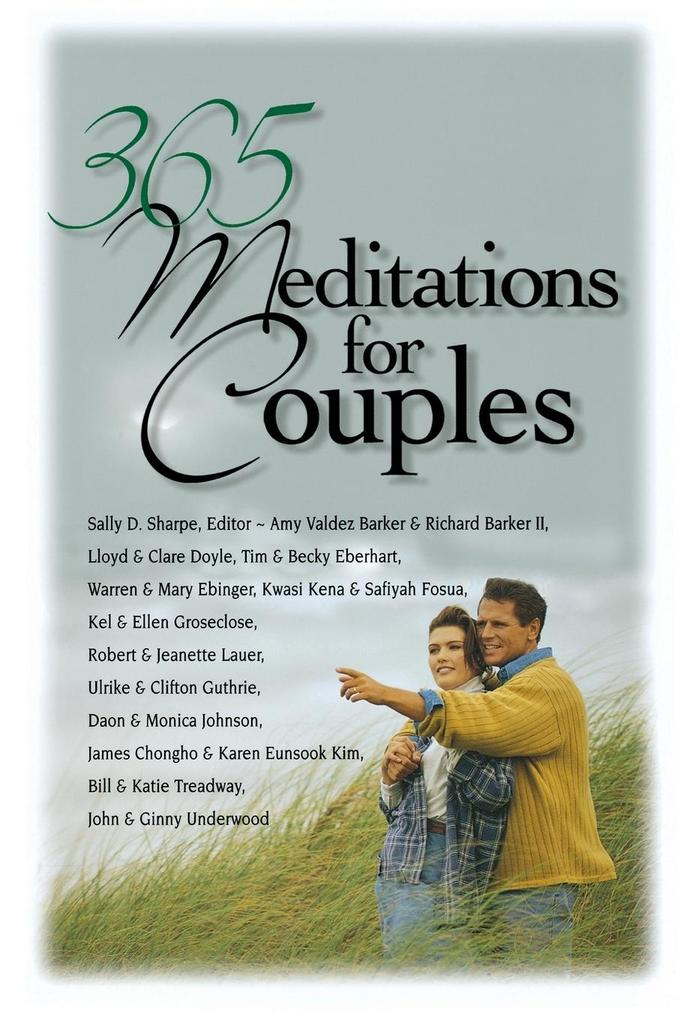365 Meditations for Couples als Taschenbuch