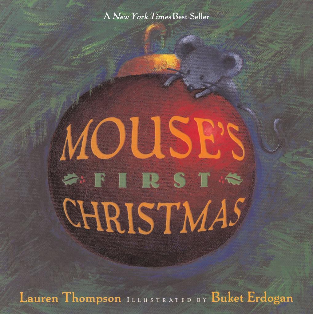 Mouse's First Christmas als Taschenbuch