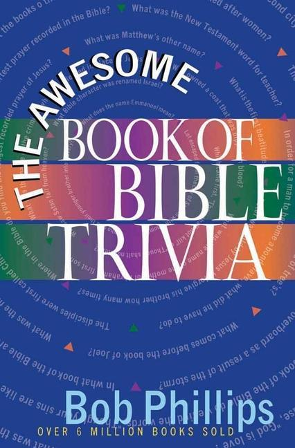 The Awesome Book of Bible Trivia als Taschenbuch