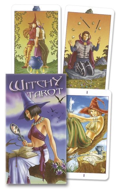 Witchy Tarot als Taschenbuch
