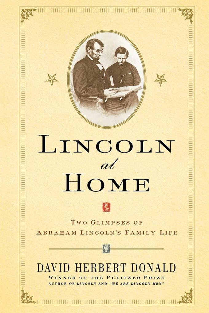Lincoln at Home als Buch