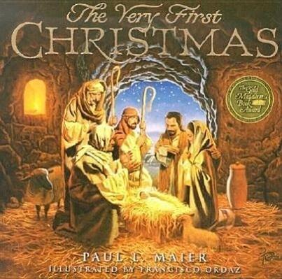 The Very First Christmas als Taschenbuch
