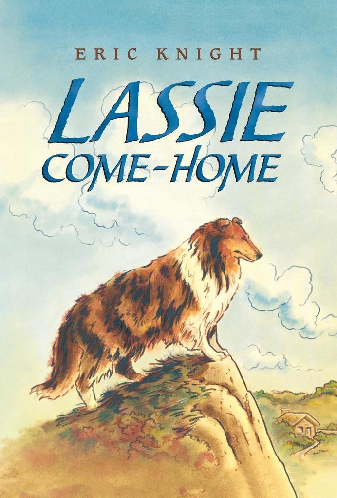 Lassie Come-Home als Buch