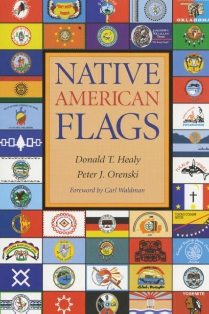 Native American Flags als Taschenbuch