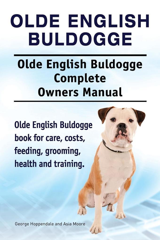 Olde English Bulldogge. Olde English Buldogge D...
