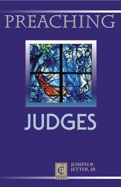 Preaching Judges als Taschenbuch