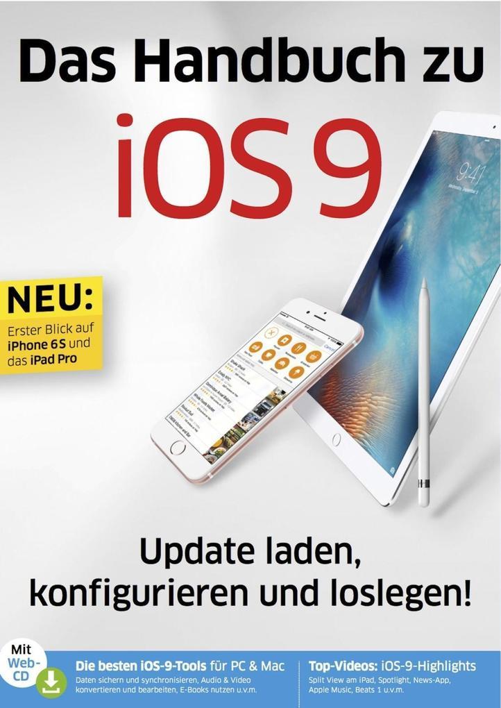 iOS 9 - Das große Handbuch als eBook Download v...