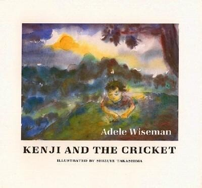Kenji and the Cricket als Buch