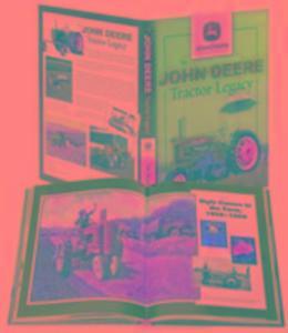 The John Deere Tractor Legacy als Buch