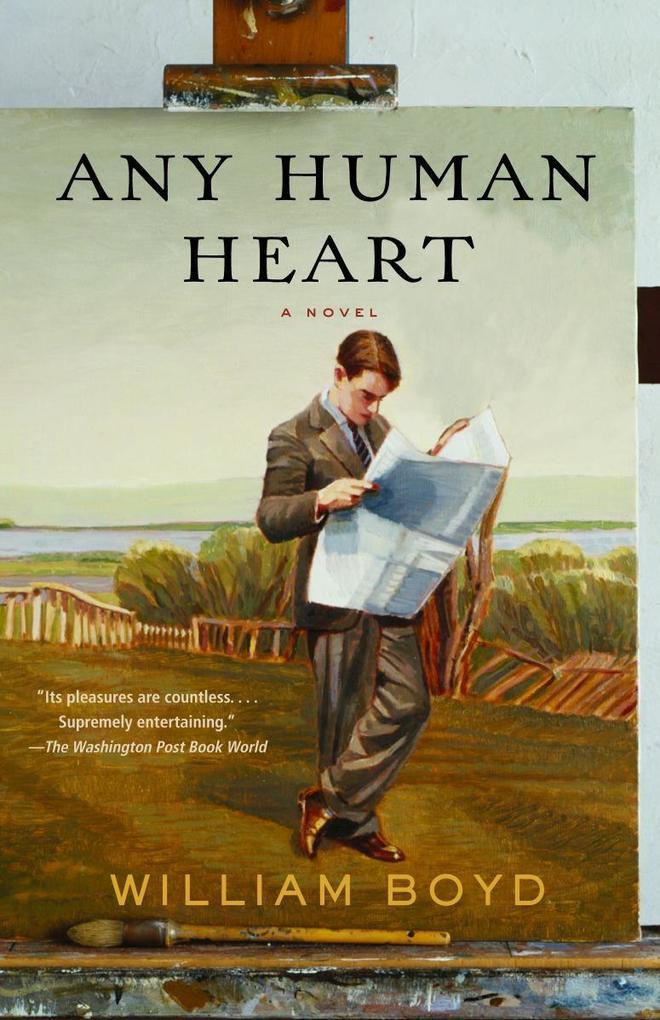 Any Human Heart als Taschenbuch