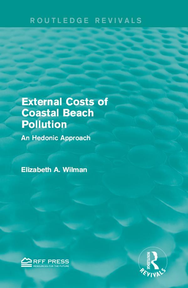 External Costs of Coastal Beach Pollution als e...