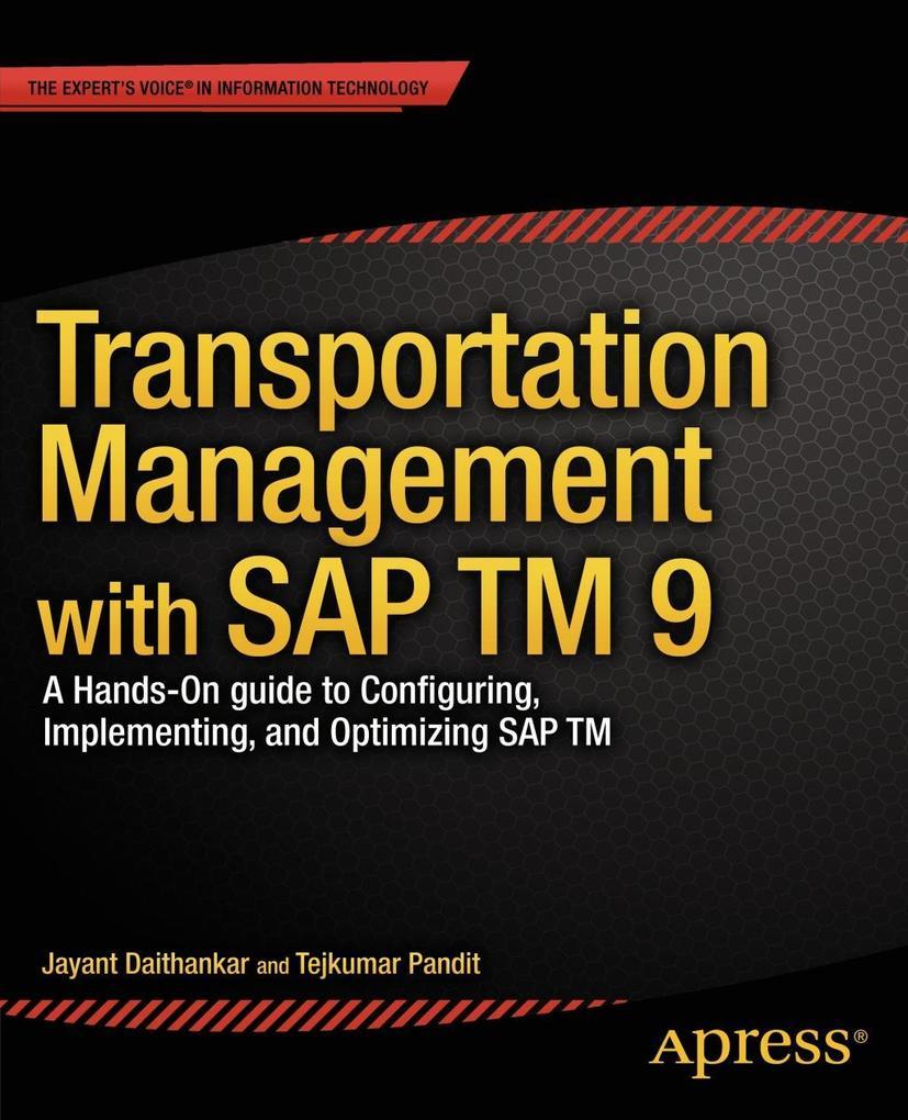 Transportation Management with SAP TM 9 als eBo...
