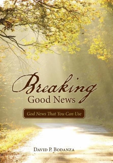 Breaking Good News als Buch von David P. Bodanza