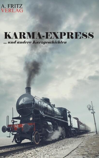 Karma-Express als Buch