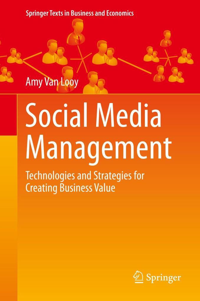 Social Media Management als eBook Download von ...