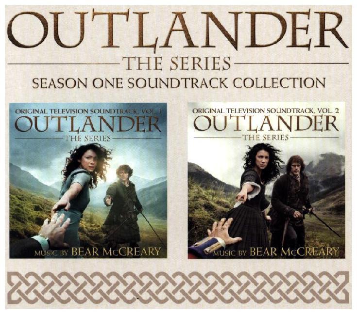 Outlander Season One Soundtrack Collection als CD