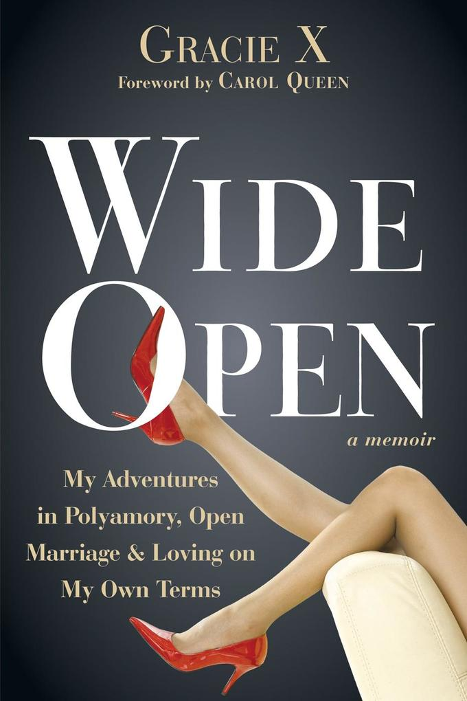 Wide Open als eBook Download von Gracie X