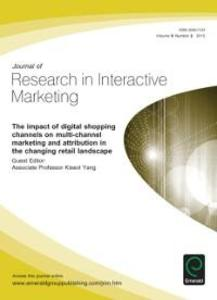 impact of digital shopping channels on multi-ch...