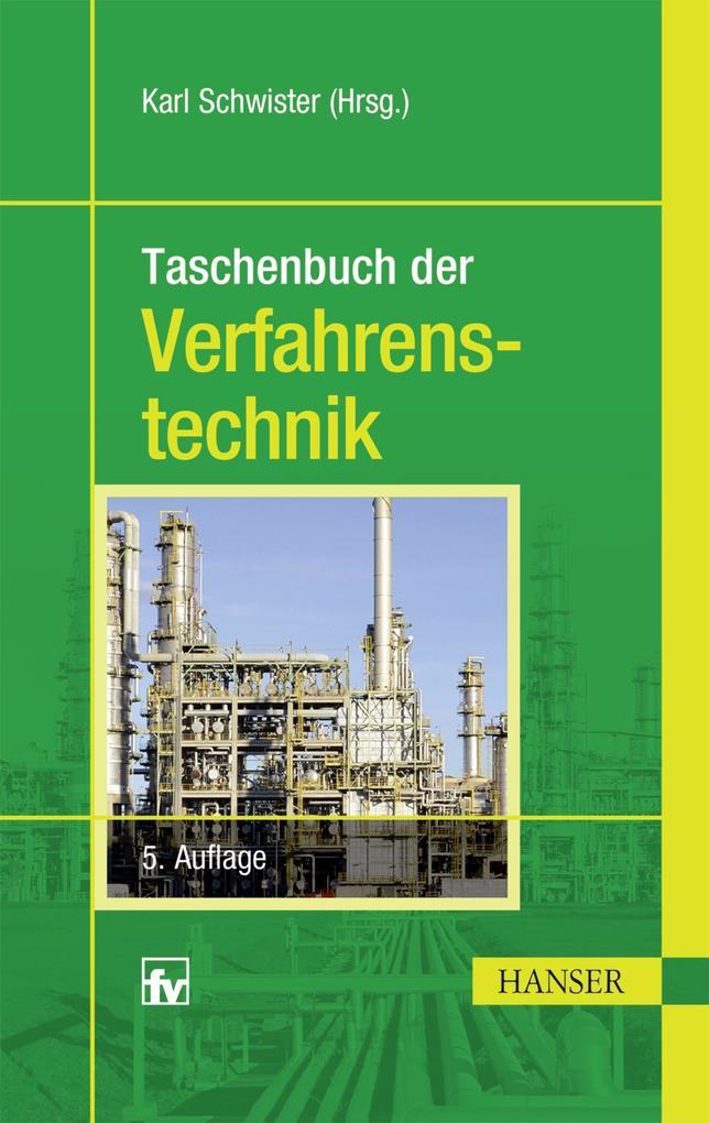 Taschenbuch der Verfahrenstechnik als Buch von