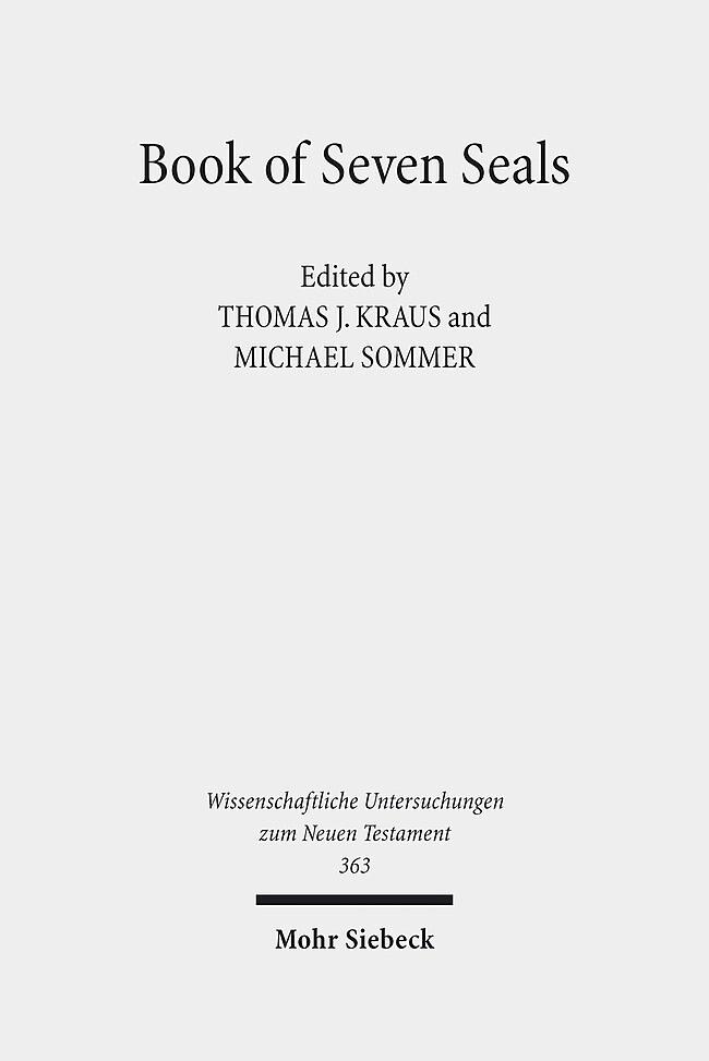 Book of Seven Seals als Buch von