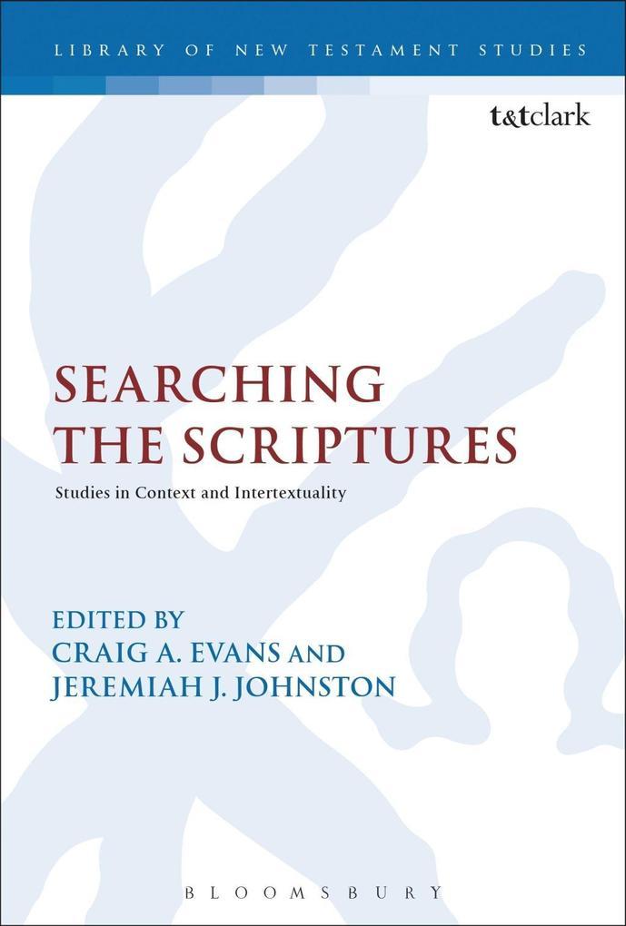 Searching the Scriptures als eBook Download von