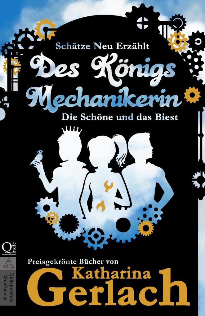 Des Königs Mechanikerin als eBook