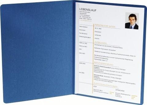 Bewerbungs-Set 3er Set. Bewerbungsmappe Premium...