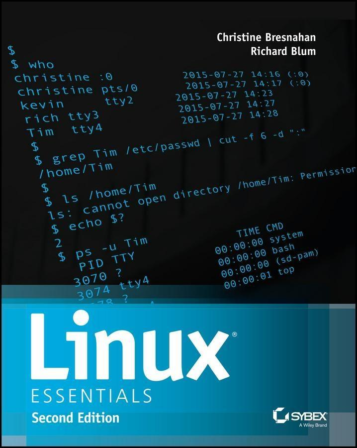 Linux Essentials als eBook Download von Christi...