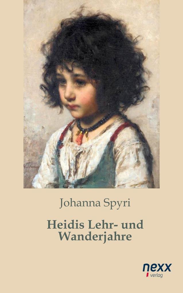 Heidis Lehr- und Wanderjahre als eBook