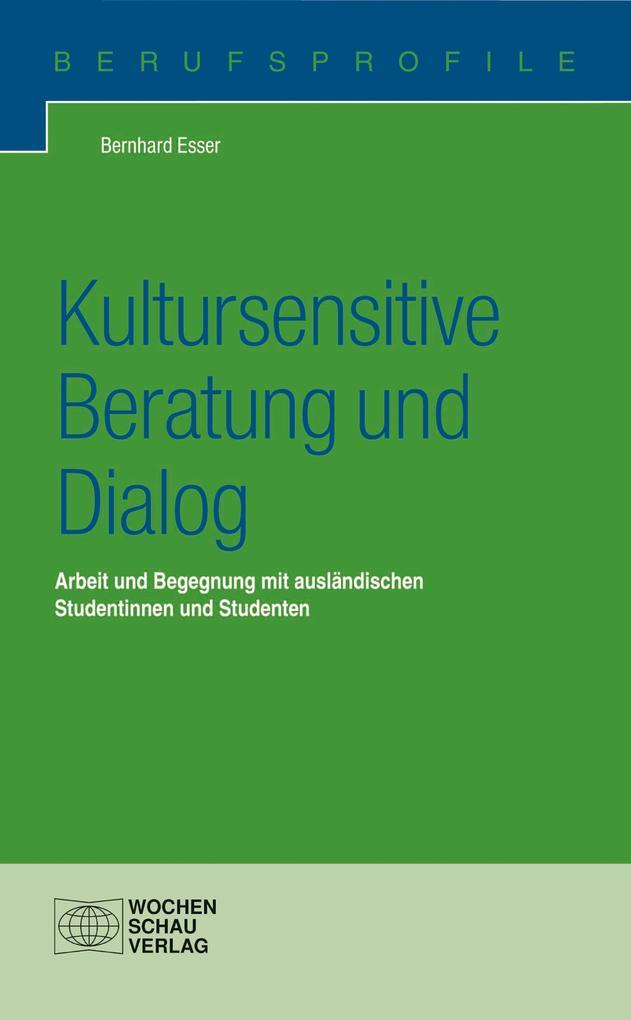 Kultursensitive Beratung und Dialog als eBook D...
