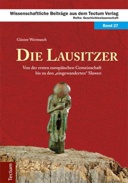Die Lausitzer als Buch von Günter Wermusch