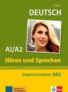 Hören und Sprechen Intensivtrainer A1/A2